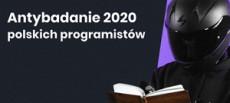 Programista po polsku. Antybadanie 2020 obala stereotyp technologicznego geeka