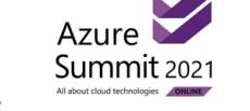 Azure Summit 2021 online