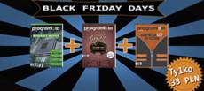 Black Friday Days z Programistą! Archiwalne wydania w niskiej cenie