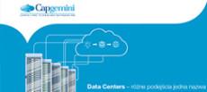 Capgemini IT T@lk: Data Centers – rożne podejścia, jedna nazwa