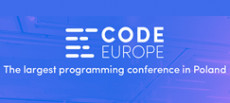Konferencja Code Europe
