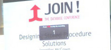 JOIN! Database Conference