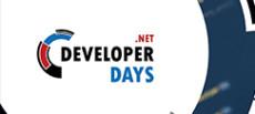 Coraz więcej nowości podczas .NET DeveloperDays