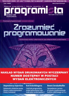 Programista 08/2015 wrzesień/październik
