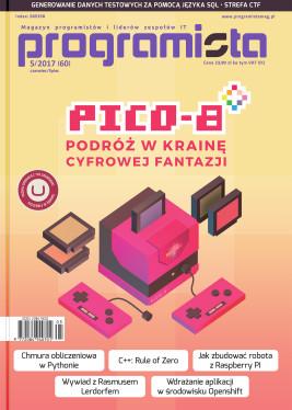 Programista 05/2017 czerwiec/lipiec