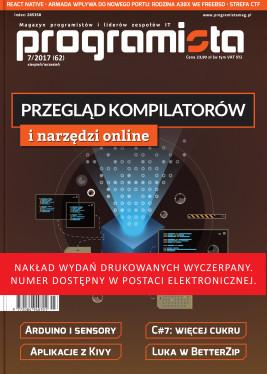 Programista 07/2017 sierpień/wrzesień