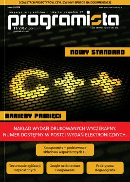 Programista 11/2017 grudzień/styczeń