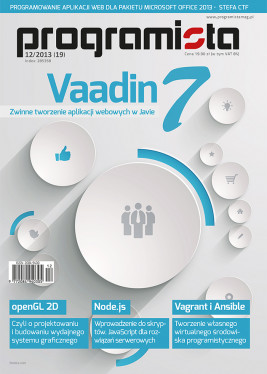 Programista 12/2013
