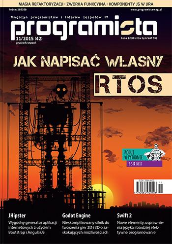 Magazyn programistów i liderów zespołów IT