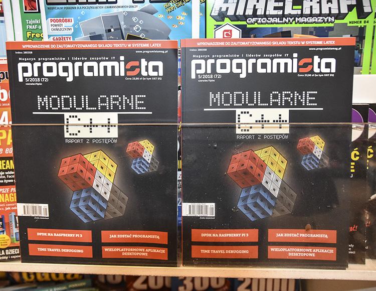 Magazyn Programista | Malinowa sieć, czyli DPDK na Raspberry