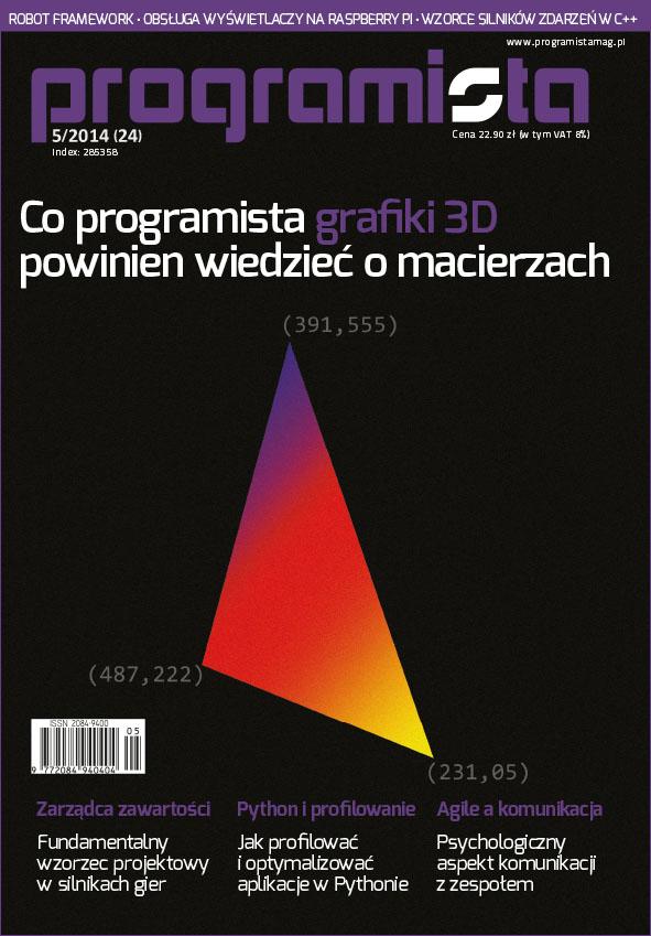 Programista 05/2014 (24) [okładka]