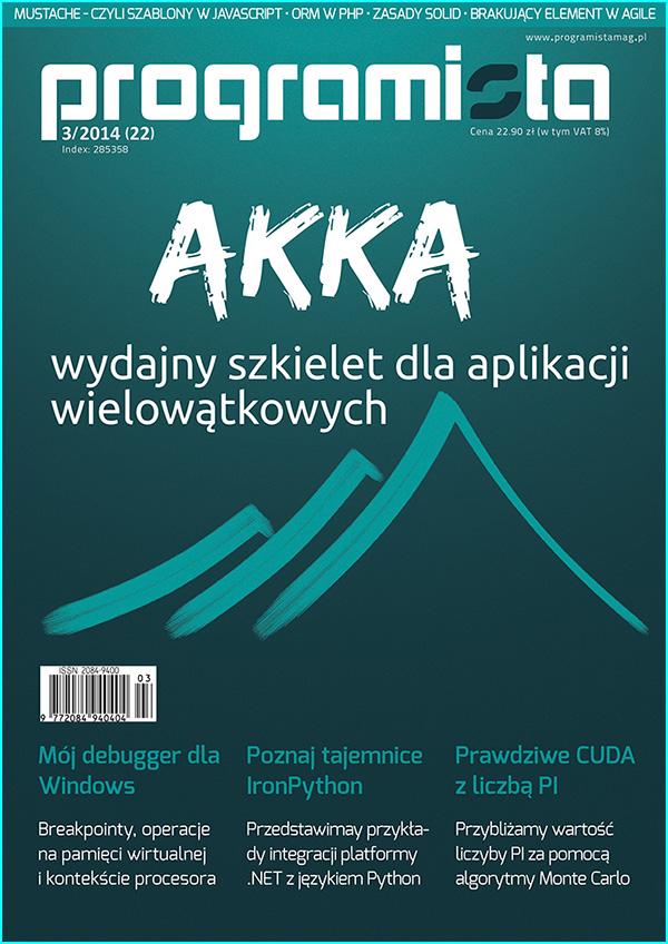 Programista 03/2014 (22) [okładka]