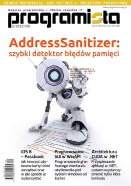 Programista 2/2013 (9) [okładka]